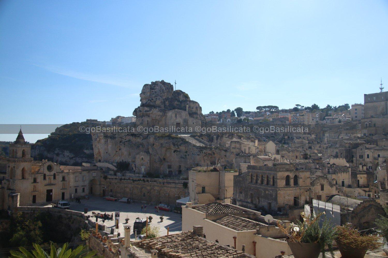 Chiesa di San Pietro Caveoso nel Sasso Caveoso di Matera ©Foto Anna Bruno/goBasilicata