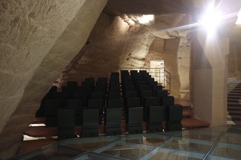 Casa Cava, Matera