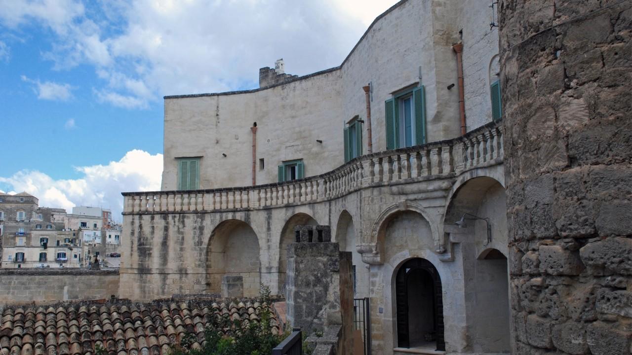 Casa di Ortega, Matera