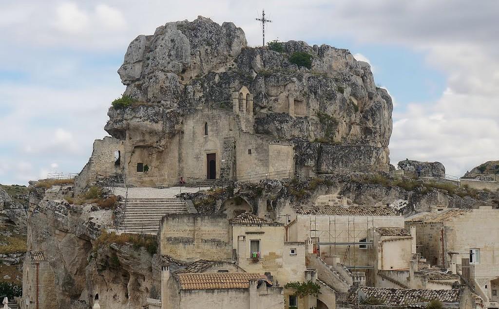 Madonna De Idris, Chiese Rupestri a Matera