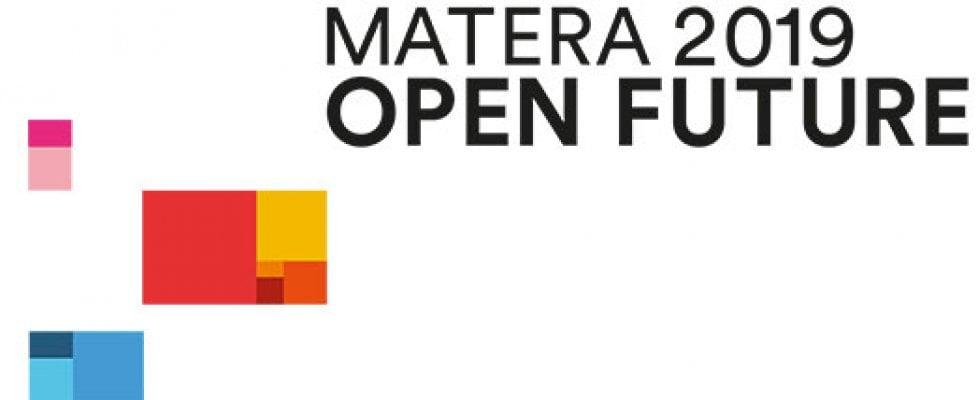 Matera 2019, il logo