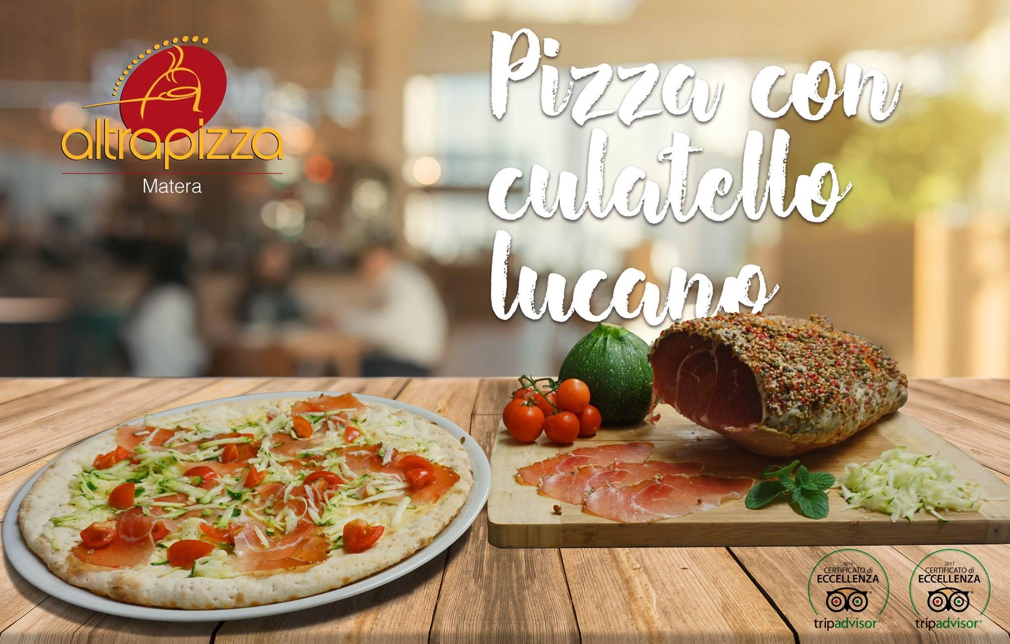 Altra Pizza, Matera