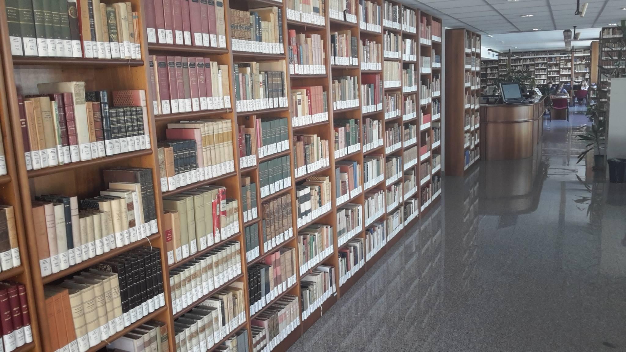 Biblioteca Nazionale di Potenza