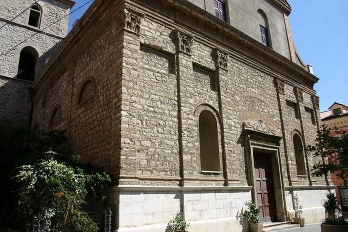 Chiesa della Santissima Trinità, Potenza
