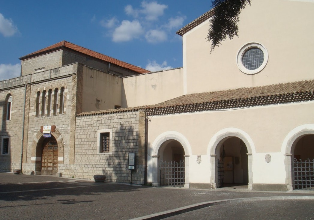 Chiesa di Santa Maria del Sepolcro, Potenza