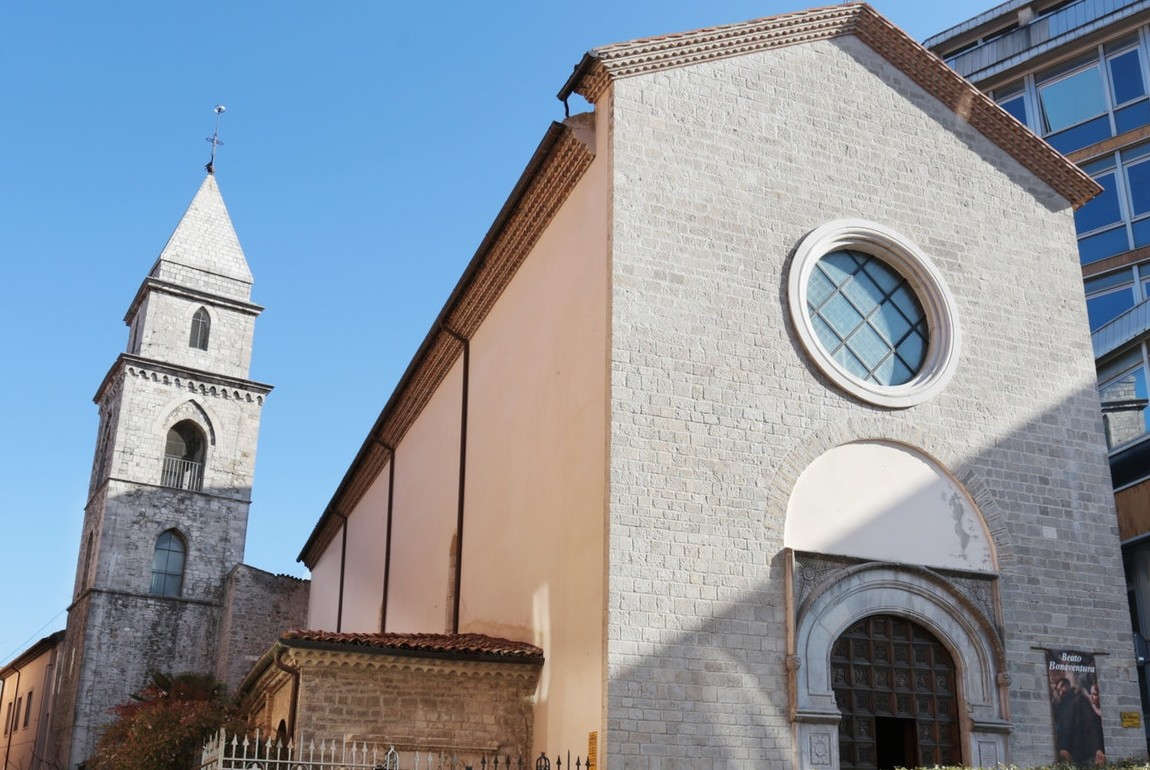 Chiesa di San Francesco, Potenza