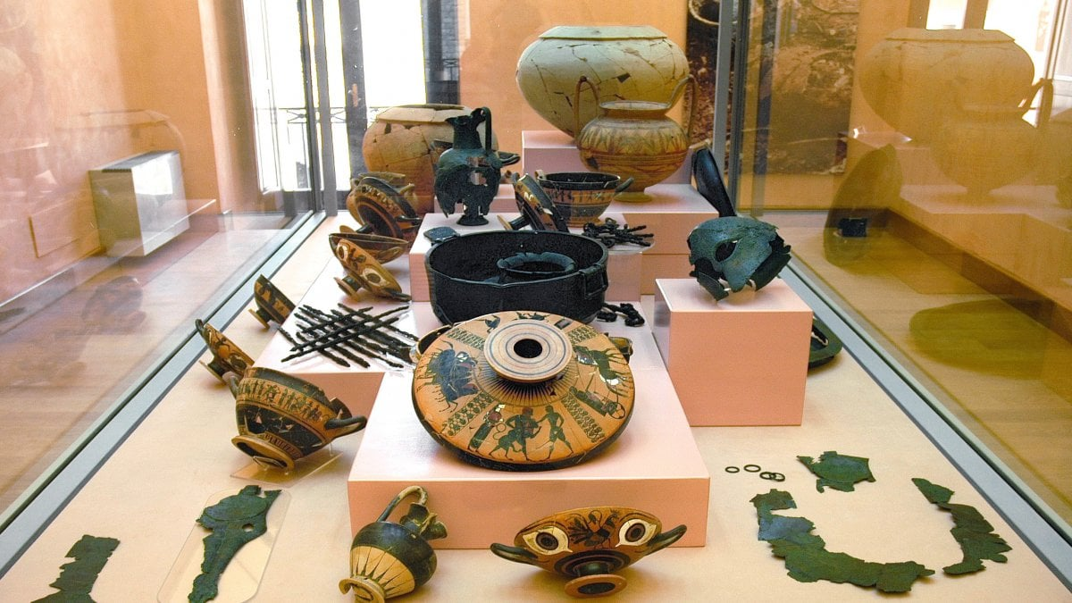 Museo archeologico nazionale di Potenza, Dino Adamesteanu