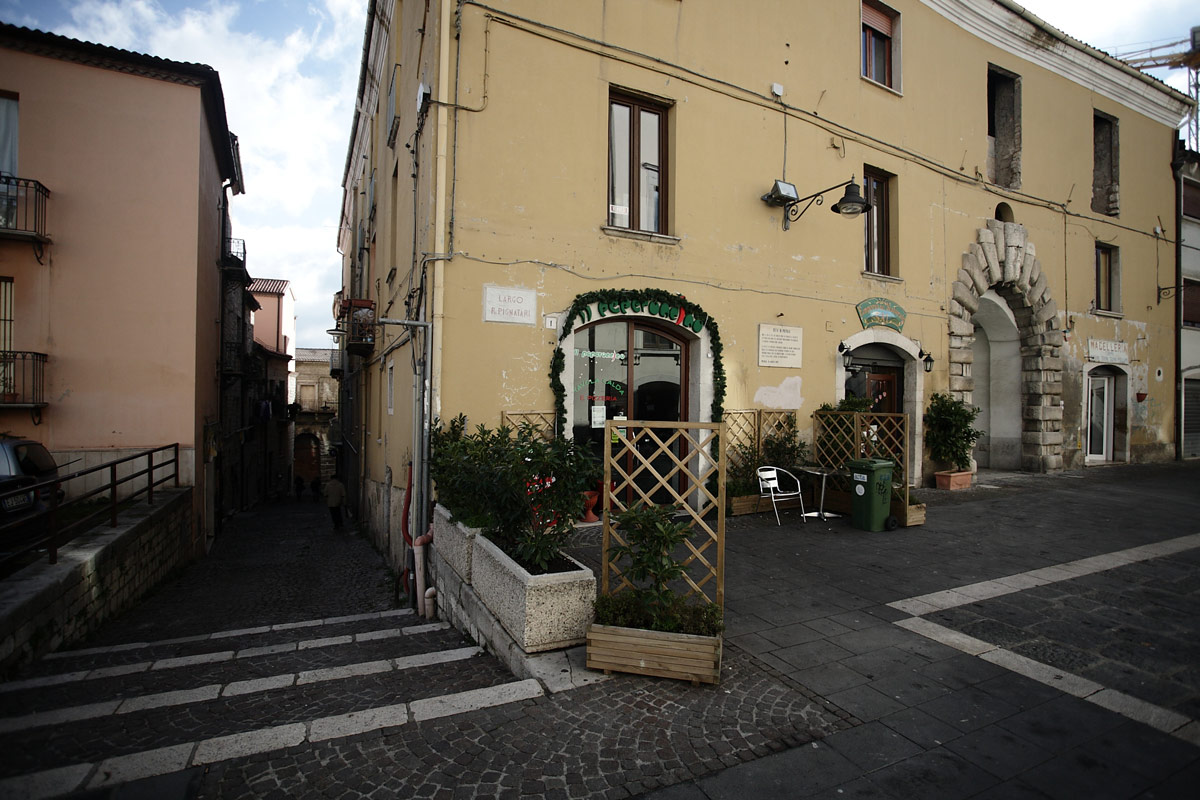 Palazzo Pignatari - Foto ePotenza.it