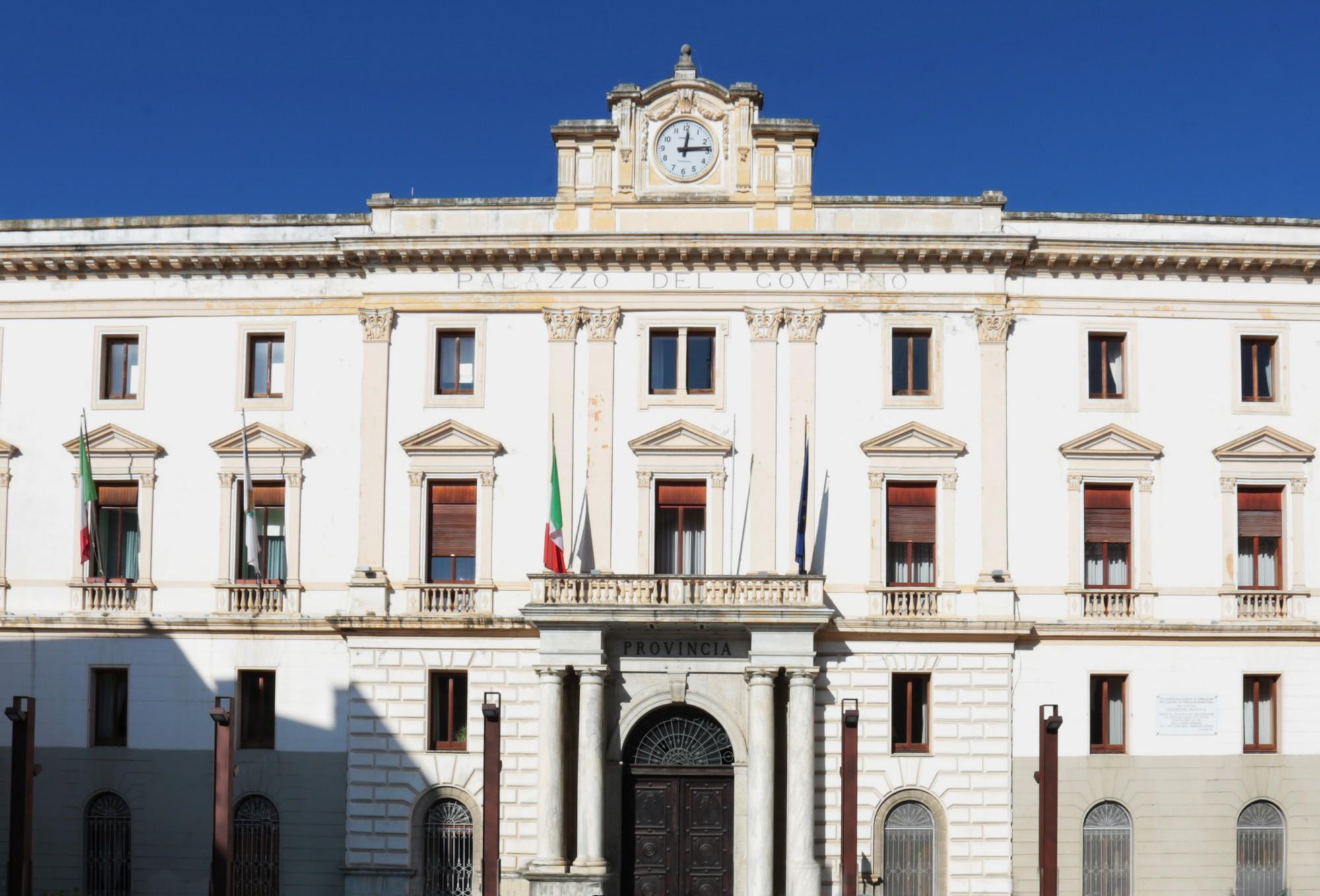 Palazzo del Governo, Potenza
