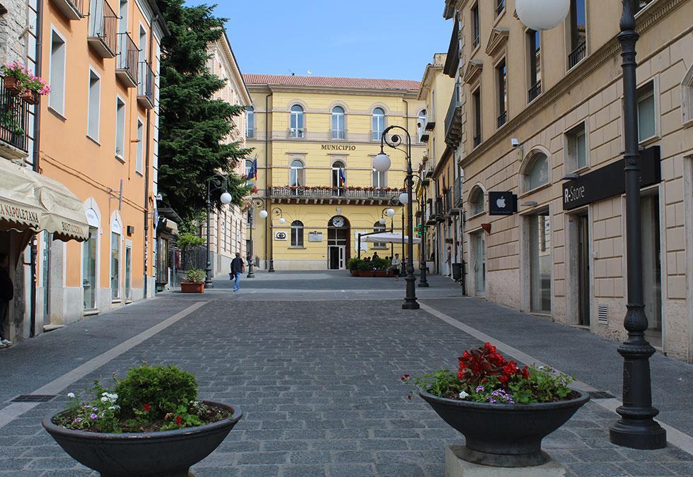 Piazza Matteotti, Potenza