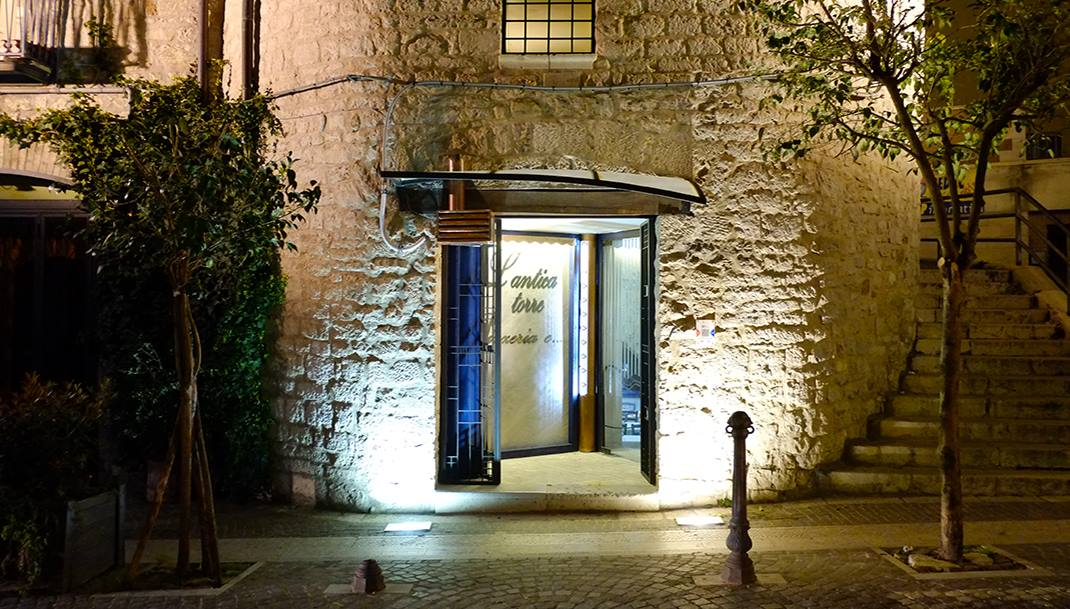 Pizzeria L'Antica Torre, Potenza