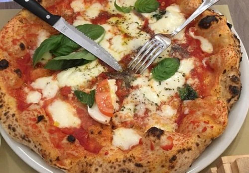 Pizzeria Da Zero a Matera