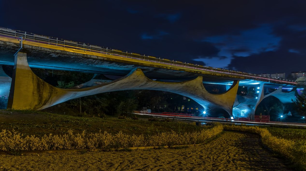Ponte Musmeci, Potenza