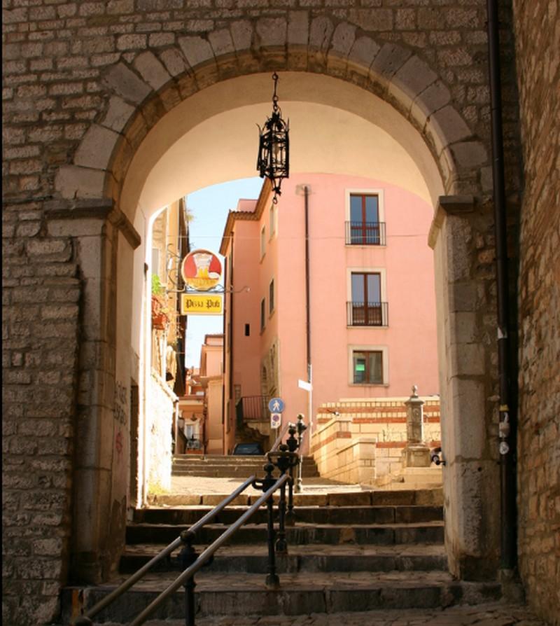 Porta San Giovanni, Potenza