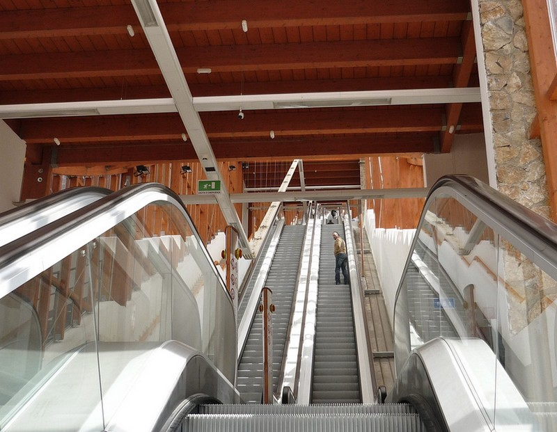 Scale Mobili del Centro storico e Ponte attrezzato a Potenza