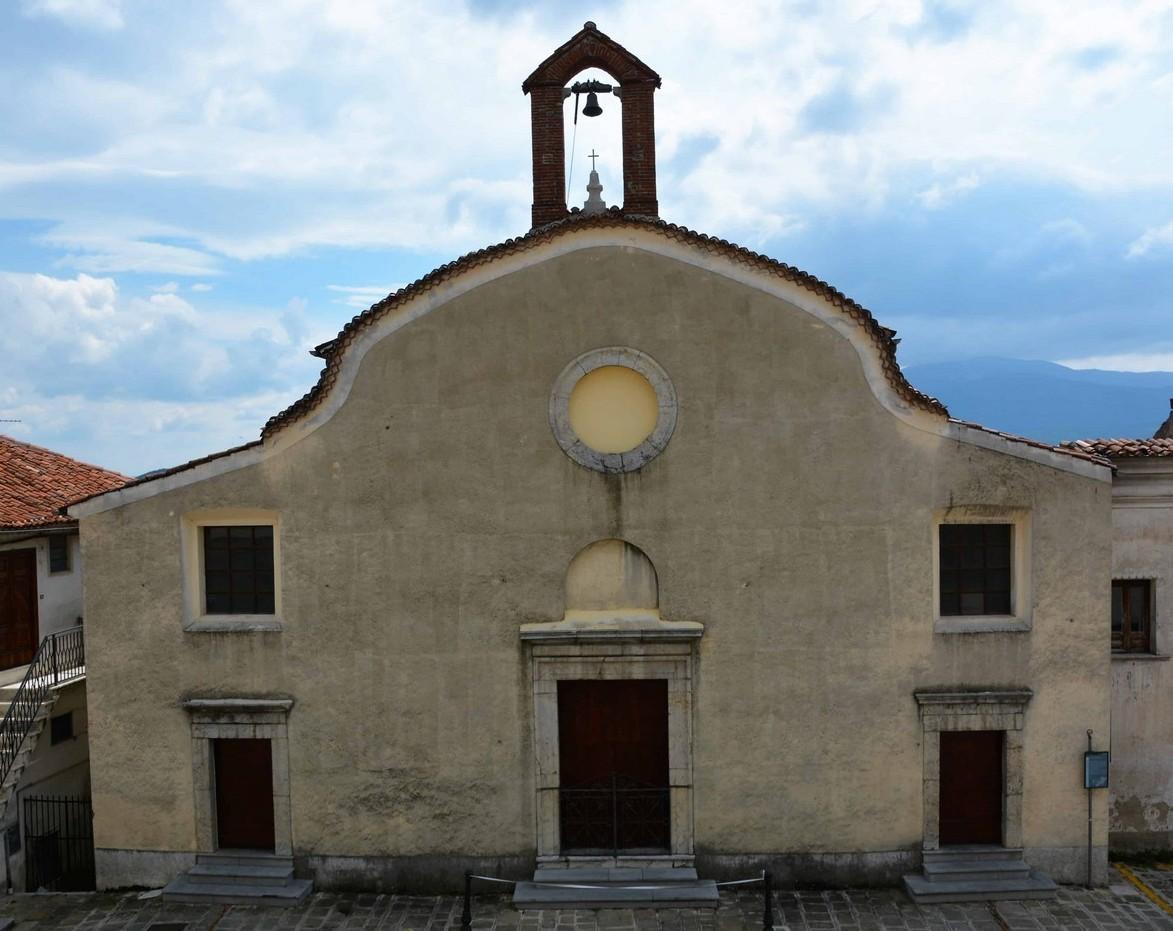 Chiesa del Rosario di Moliterno