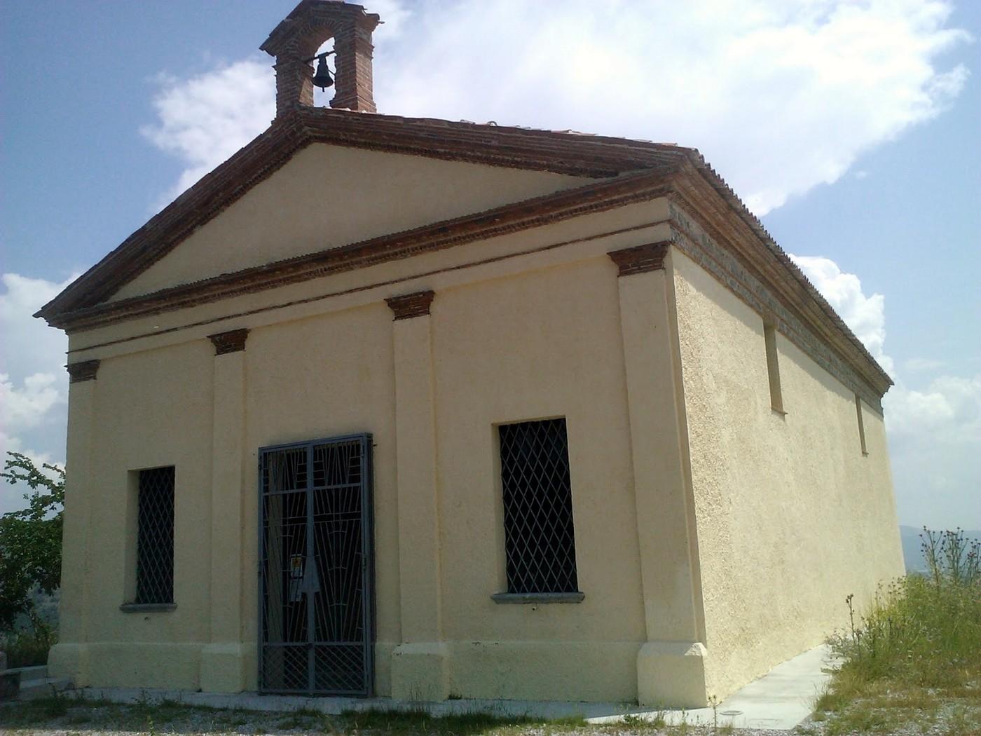 Chiesa della Madonna del Monte Vetere di Moliterno