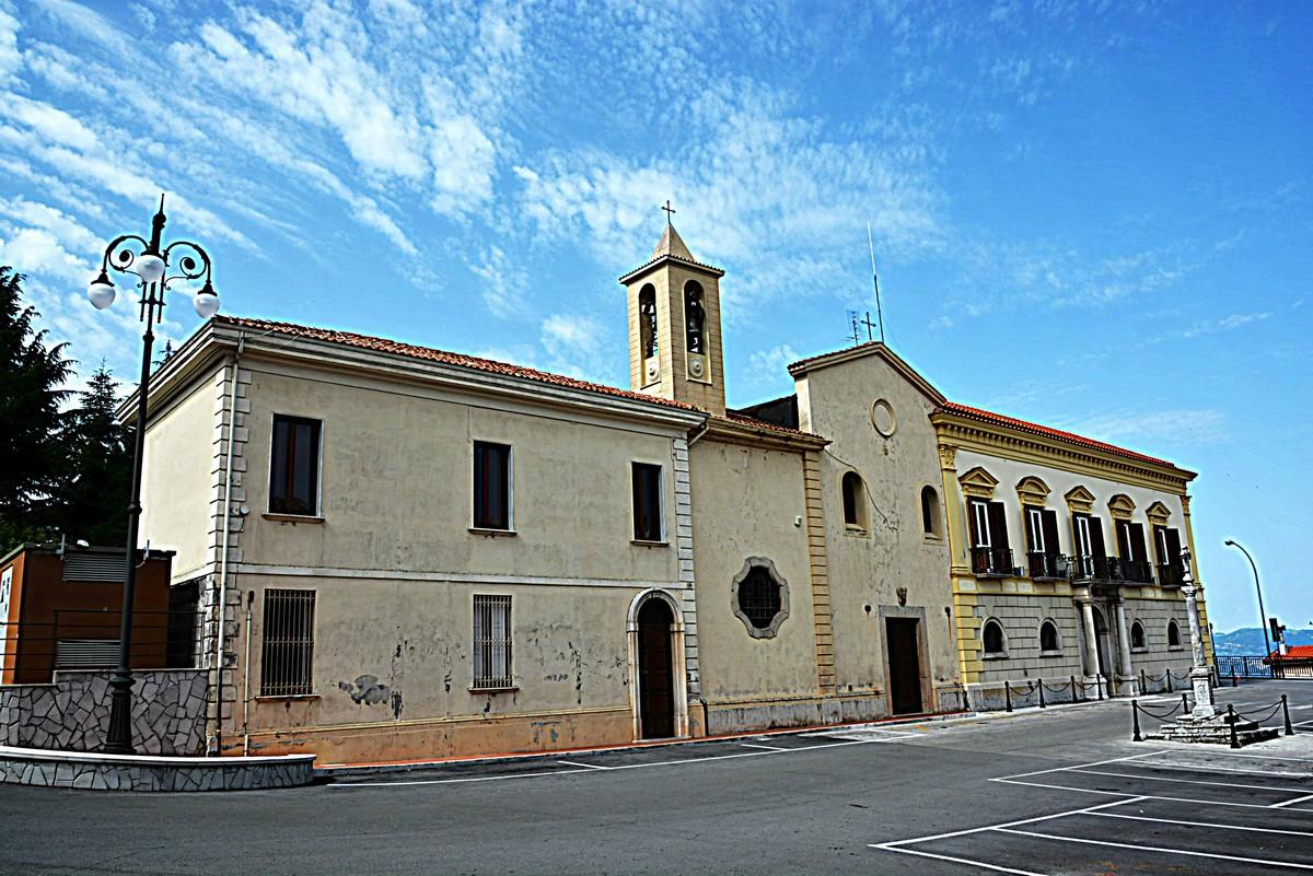 Chiesa di Santa Croce di Moliterno