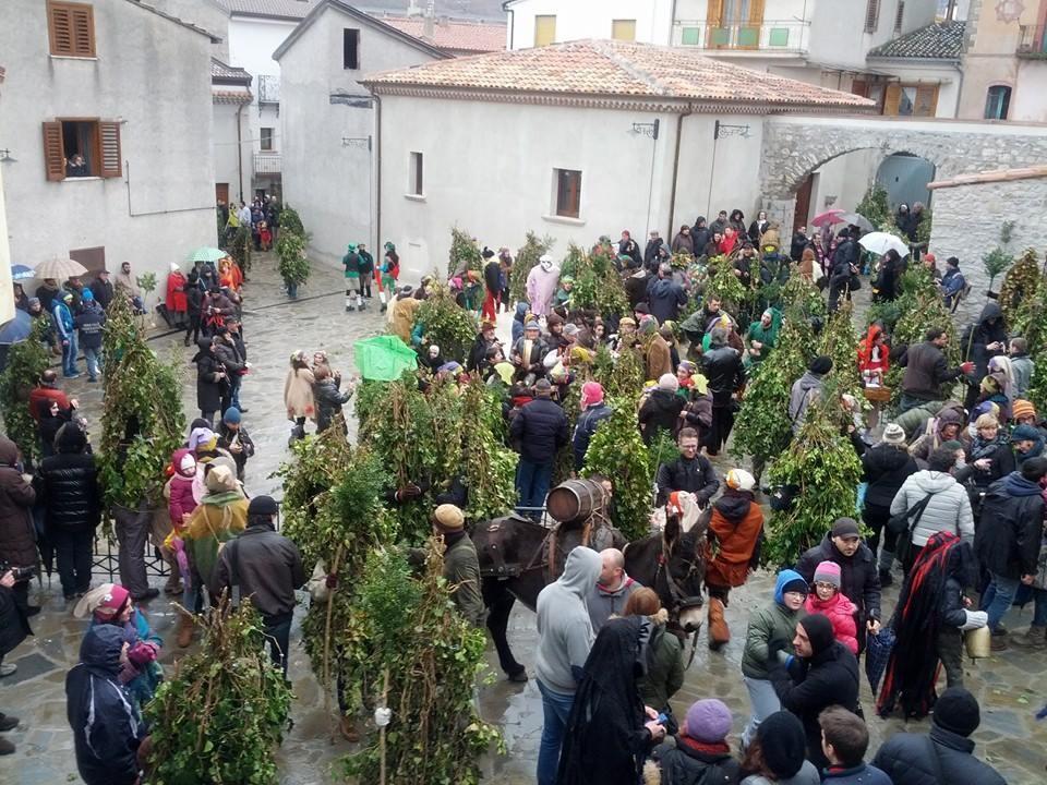 Carnevale di Satriano di Lucania - ©Foto Anna Bruno