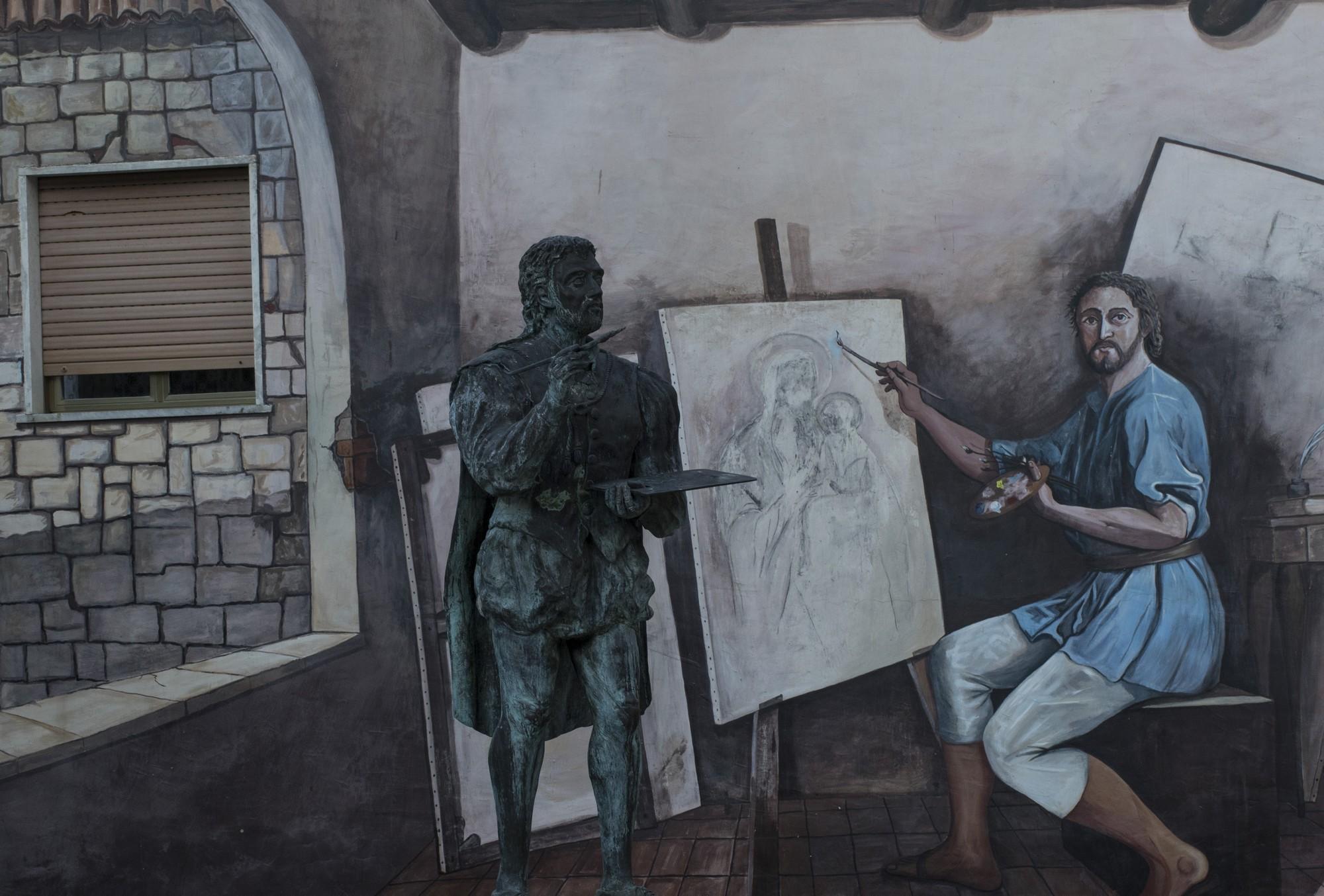 Giovanni De Gregorio, Satriano di Lucania - ©Foto Massimo Vicinanza per goBasilicata